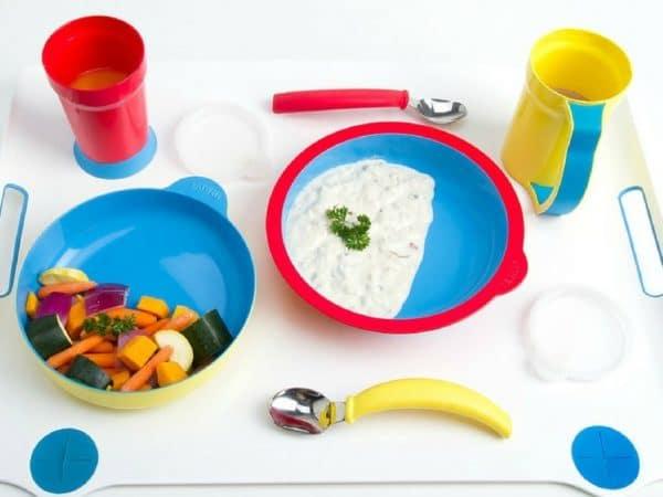 Eatwell : la vaisselle pensée AVEC les troubles moteurs et cognitifs
