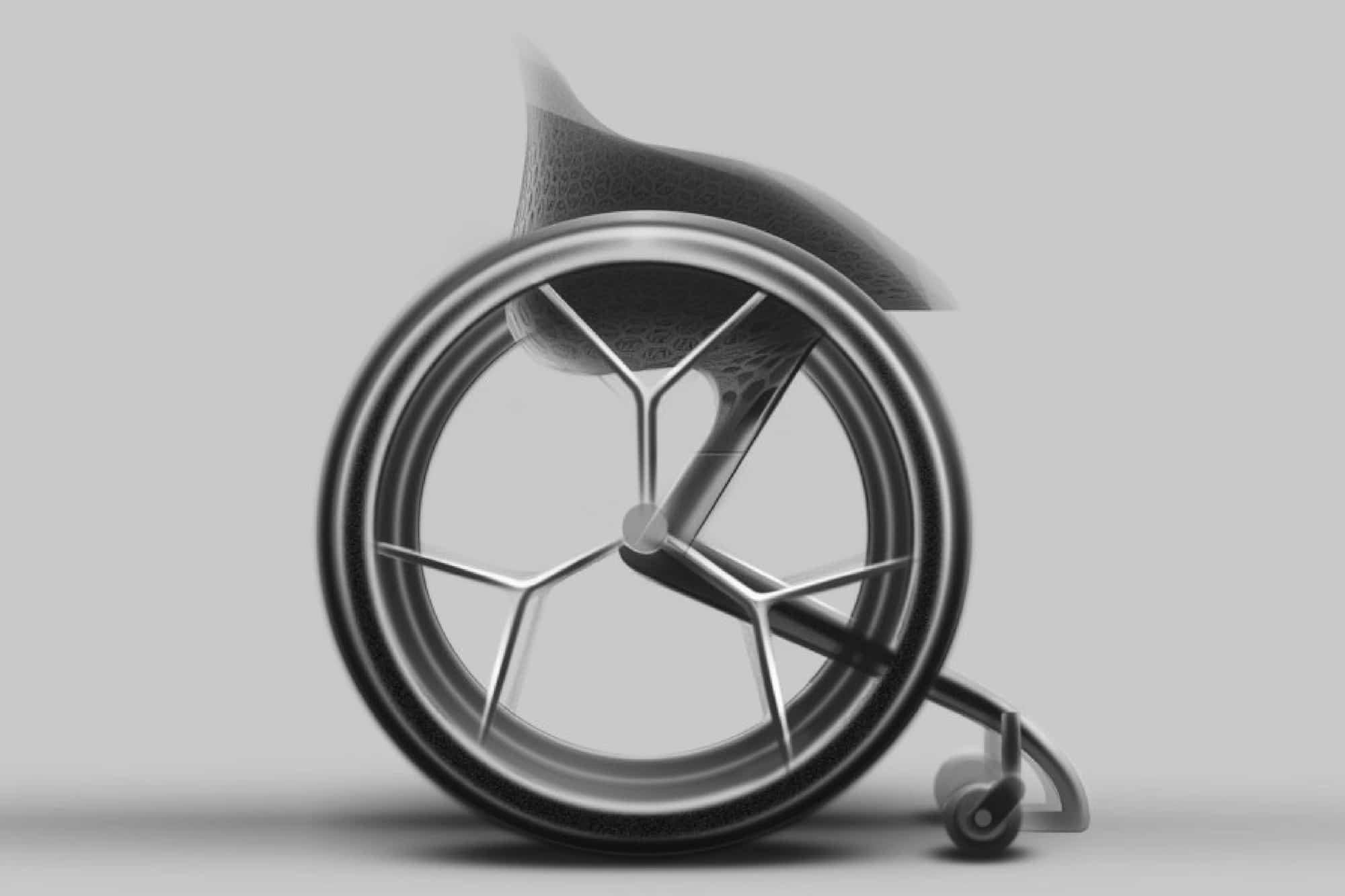 Modélisation du fauteuil Go